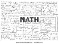 stock-vector-hand-drawn-math-formulas-for-background-405682171
